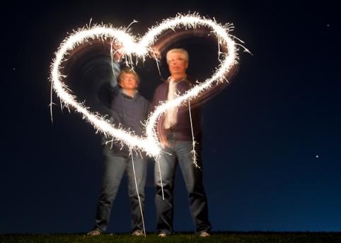 2011-10-25-Sparkler-Heart