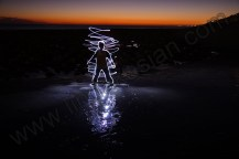 Painting with light photography linda kasian los angeles