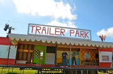 Trailer Park stage at Electric Picnic 2013