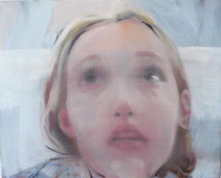 Helen O'Sullivan-Tyrrell (b.1968) The Convalescent, 2014 Oil on canvas | 40 x 50cm