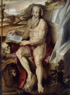 Bartolomeo Passarotti - 'Saint Jerome'