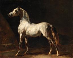 After Théodore Gericault - 'A Horse'