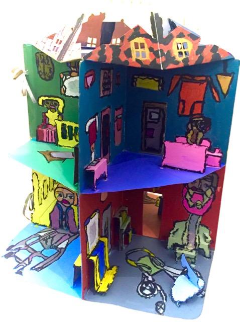 Rosaleen Moore - K's House