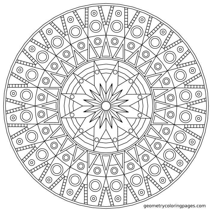 If You Would Like To Try This Project Out For Yourself Please Feel Free Download Some Of The Blank Mandalas Below We Have Also Attached Soothing